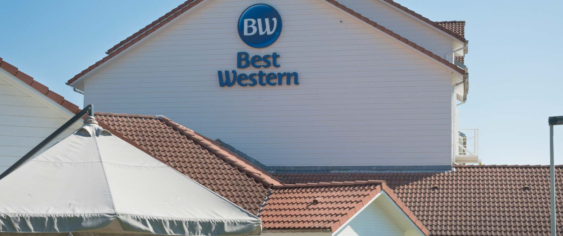 Front Best Western Wavre Hotel Brussels East